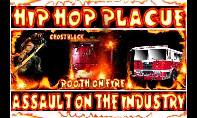 Ghost Black –  Hip Hop Plague