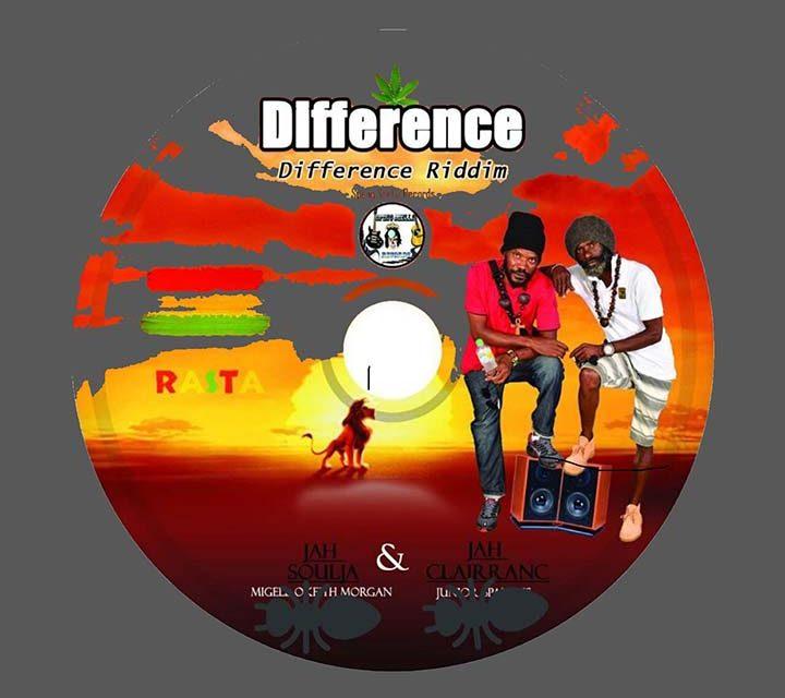 Jah soulja and Jah Clairranc – Difference