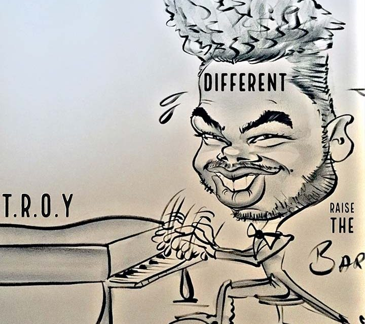 T.R.O.Y – Different