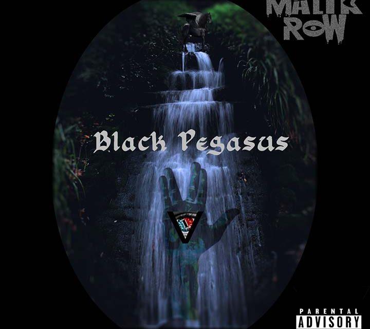 Malik Row – Black Pegasus