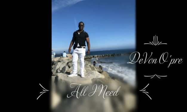 Devon Opre – All I Need