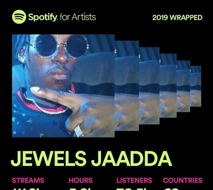 JEWELS JAADDA – Shut tha city down