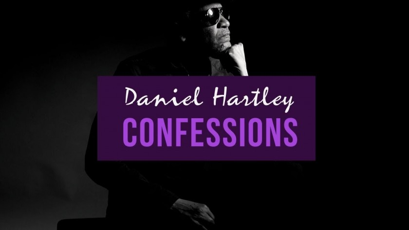 Daniel Hartley – Confessions
