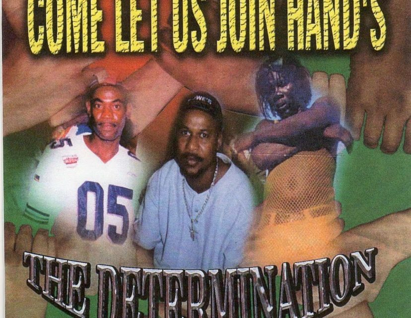 Determination – Come Let Us Join Hand's