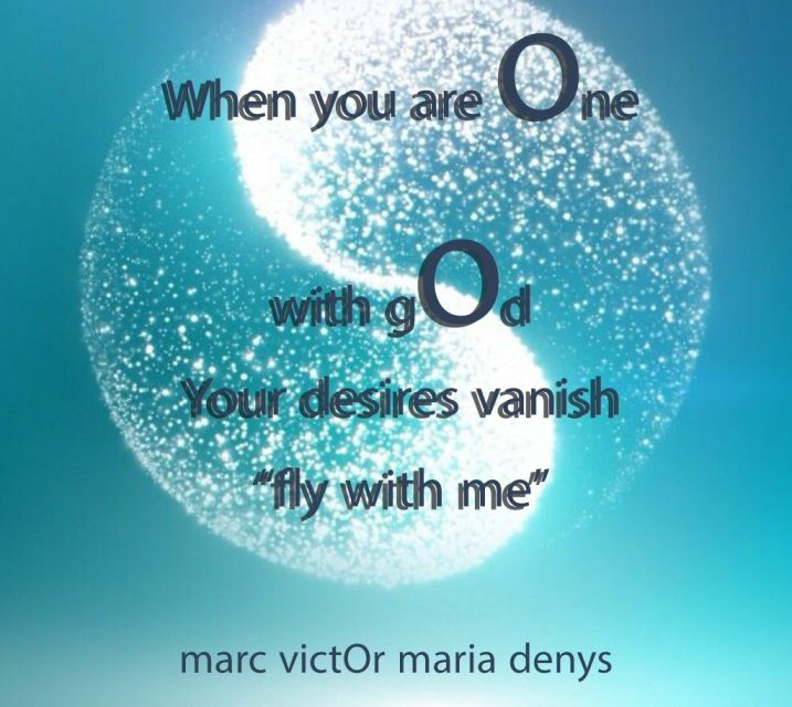 Marc Victor Maria Denys – Fly with me