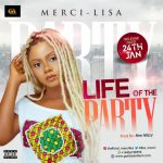 Merci-Lisa – Life of the party