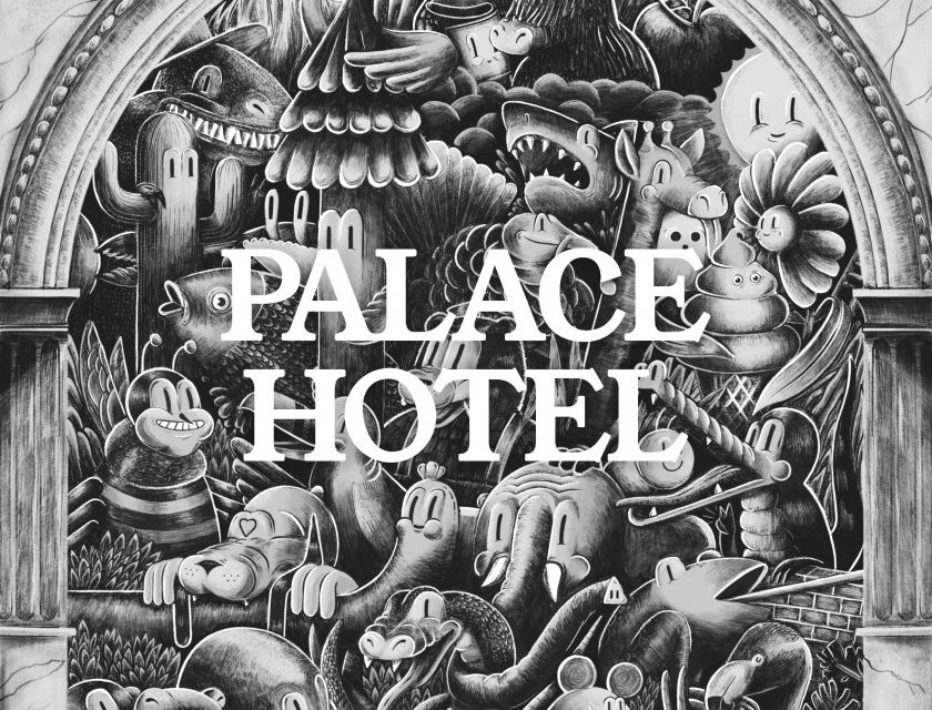 Palace Hotel – Sretsnom