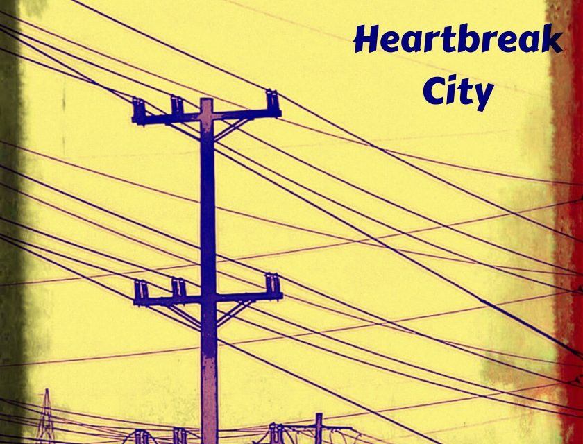 Steven ALIMENT – Heartbreak City