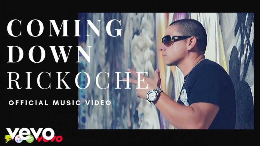 Rickoche – Coming down (learning to fly)