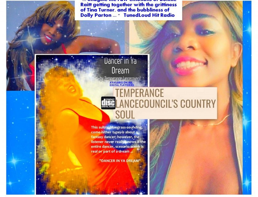 Temperance Lancecouncil – Dancer In Ya Dream