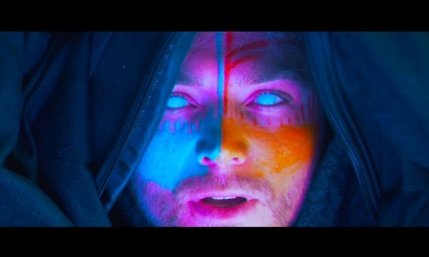 Prismatic Mantis – Return to Sender
