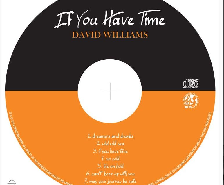 david williams – If You Have Time