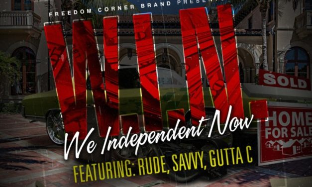 """Freedom Corner Brand – """"W.I.N."""" – (We Independent Now)"""