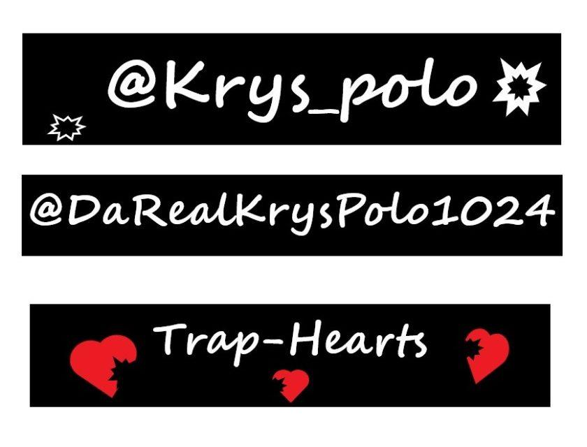 KRYS-POLO – TRAP HEARTS