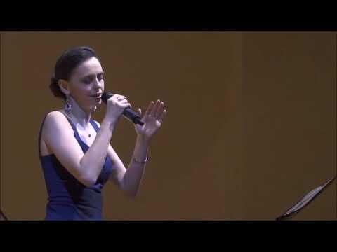 Liudmila Knyazeva & Daria Yakimovich – V 120. Concert for voice and orchestra