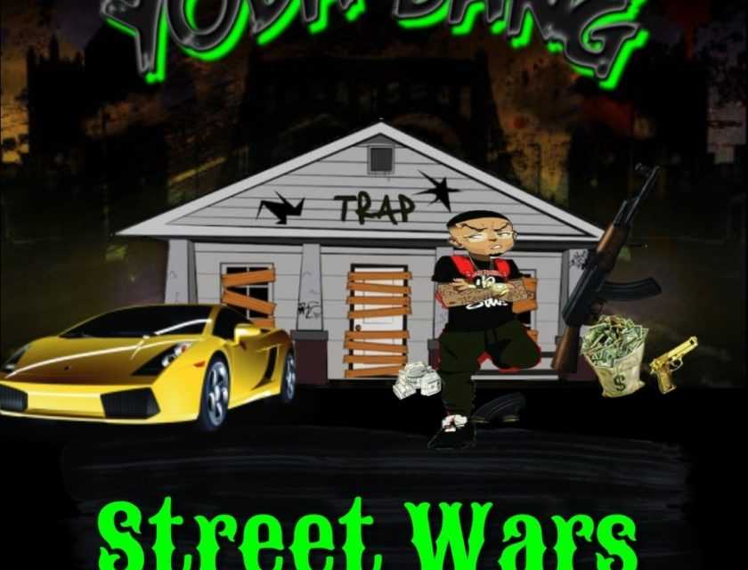 Yoda Bang – Street Wars Volume 1