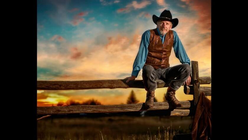 David L Resler – He's A Cowboy