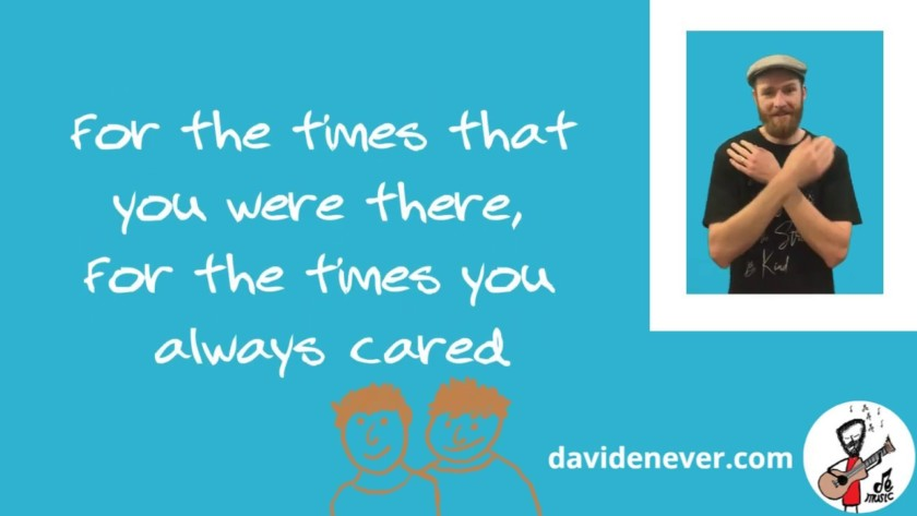 David Enever – Thank You Dad
