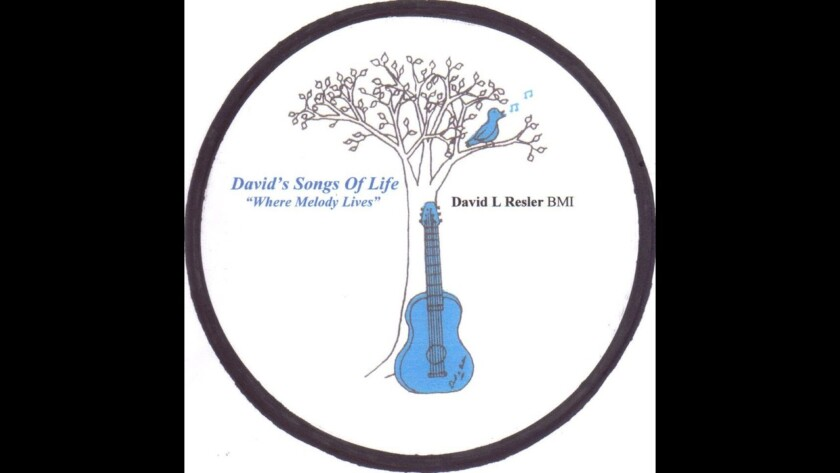 David L Resler – Don't Hold On To The Hurt