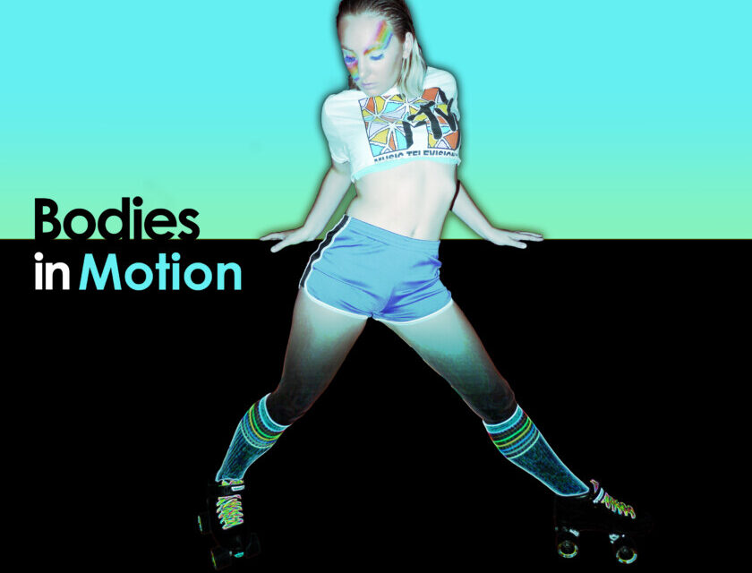 Anna Cole – Bodies in Motion