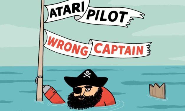 Atari Pilot – Wrong Captain