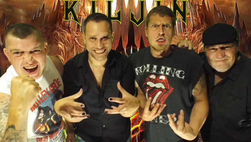 KILJIN – BEARD OF WIZARD/MASTER OF ILLUSION