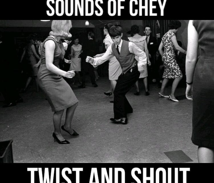 Sounds of Chey – Twist and Shout