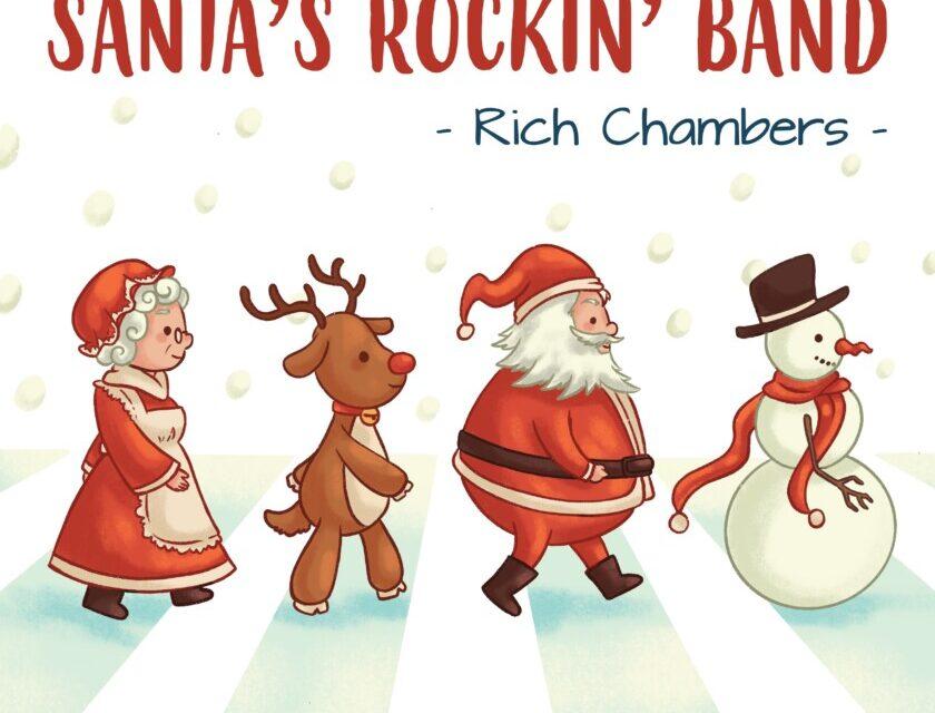 Rich Chambers – Santa's Rockin' Band