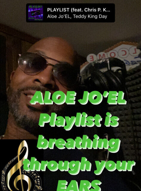 Aloe Jo'EL – Playlist