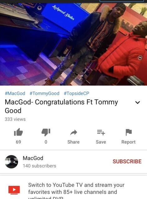 MacGod – Congratulations