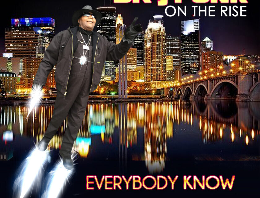 DR J FUNK – everybody know