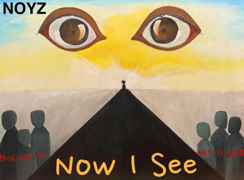 NOYZ – EP – Now I See