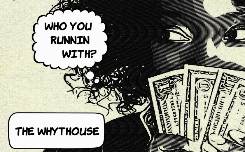 The Whythouse – Runnin With