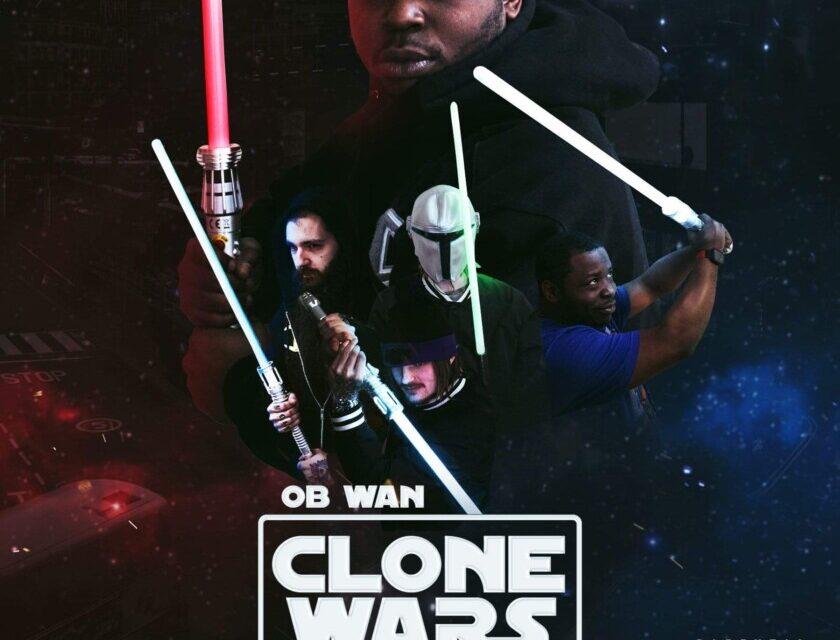 OB Wan – Clone Wars