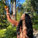 Heather Gin – Persimmon