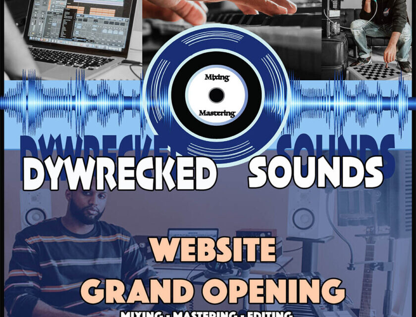 Mixing and Mastering Services by Dywrecked Sounds