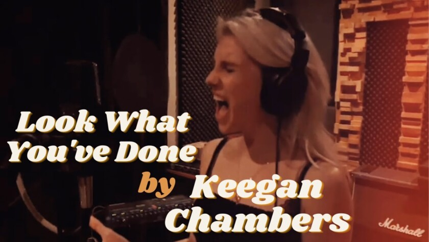 Keegan Chambers – Look What You've Done
