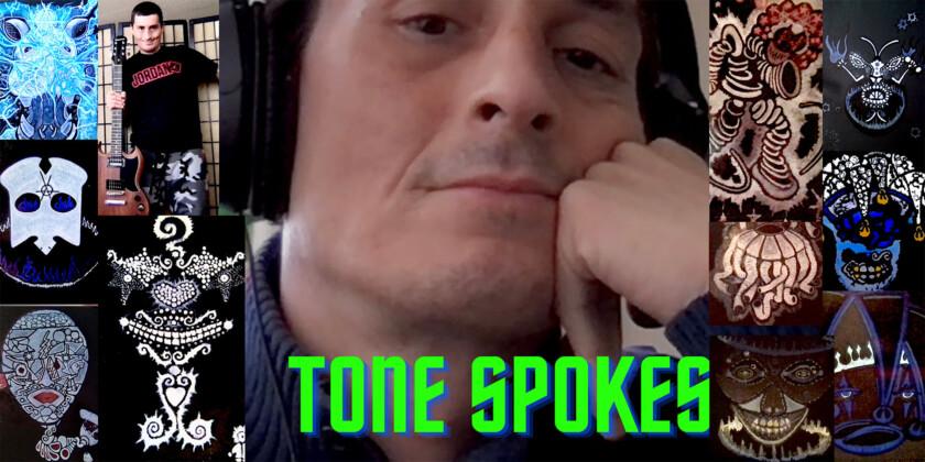 ToneSpokes – Natty, Keyzzz, Groovin', Show Me To The Door